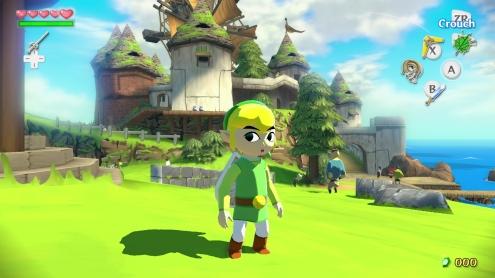The Legend of Zelda The Wind Waker HD 6