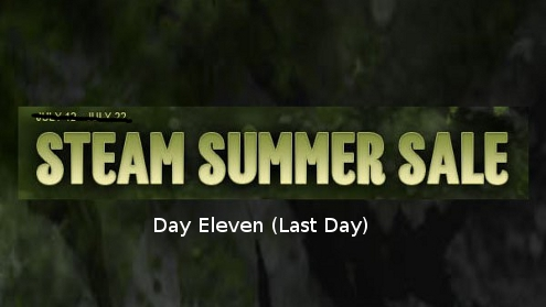 "Lets ""getaway"" into the bunker of mass gaming, day eleven (last day)"