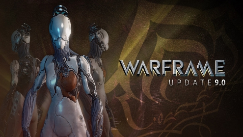 That is Nova the new Warframe. At this rate there is going to be more Warframes tha Dota Heroes.