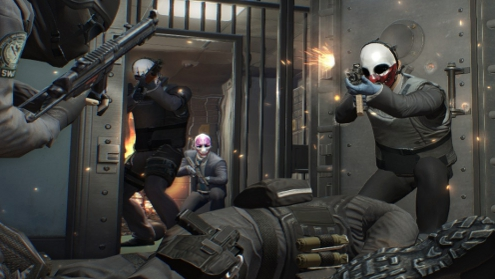 PAYDAY 2 1