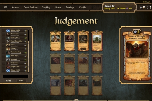 Scrolls Judgement 1
