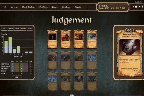 Scrolls Judgement 2