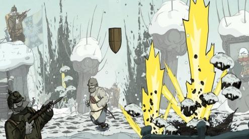 Valiant Hearts The Great War 1