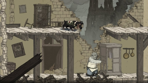 Valiant Hearts The Great War 5