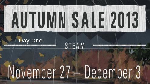 Stop gap sale between Summer, Halloween and Winter, Day One.