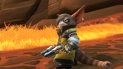 If the whole game only had this race (Chua) then maybe it would be good.