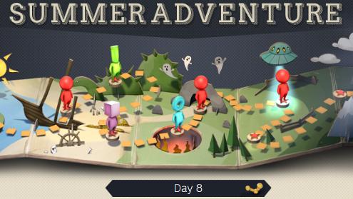 The Make Valve More Rich Adventure  Module descends into the gold mines.