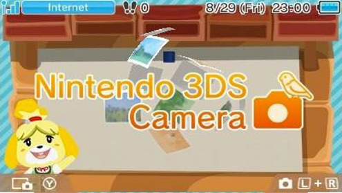 Cusotmise your Nintendo 3DS with cool and colourful themes and then take a picture of it.
