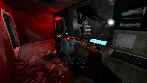 Killing Floor Halloween Horror Double Feature Event - Club Clandestine 1