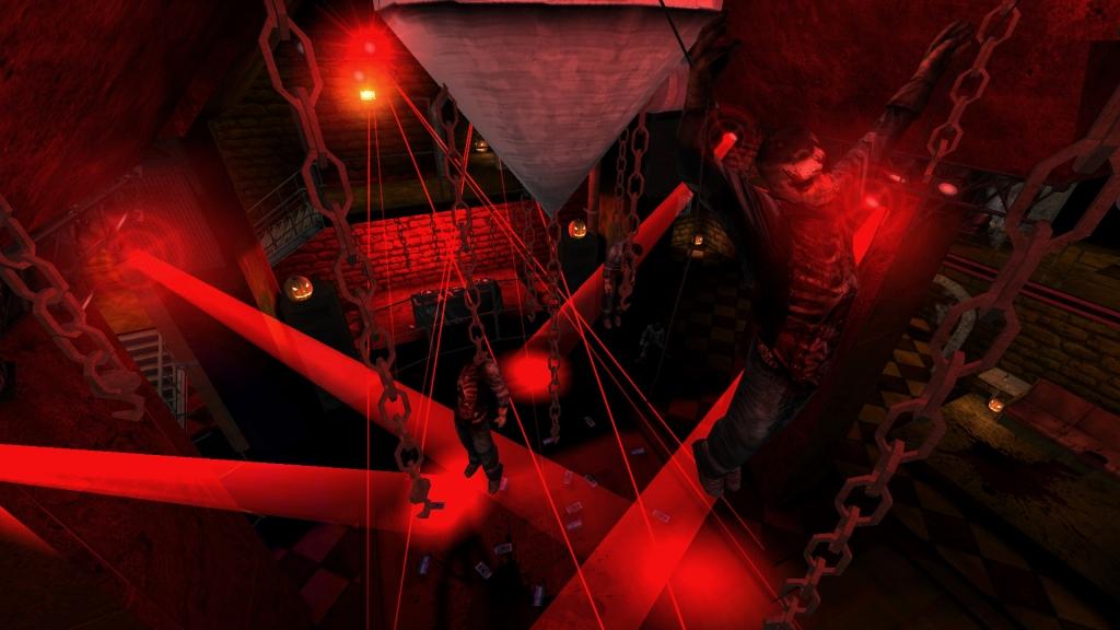 Killing Floor Halloween Horror Double Feature Event - Club Clandestine 2