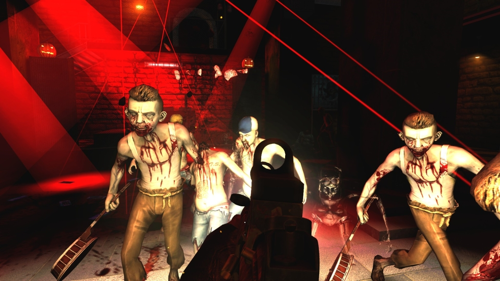 Killing Floor Halloween Horror Double Feature Event - Club Clandestine 3