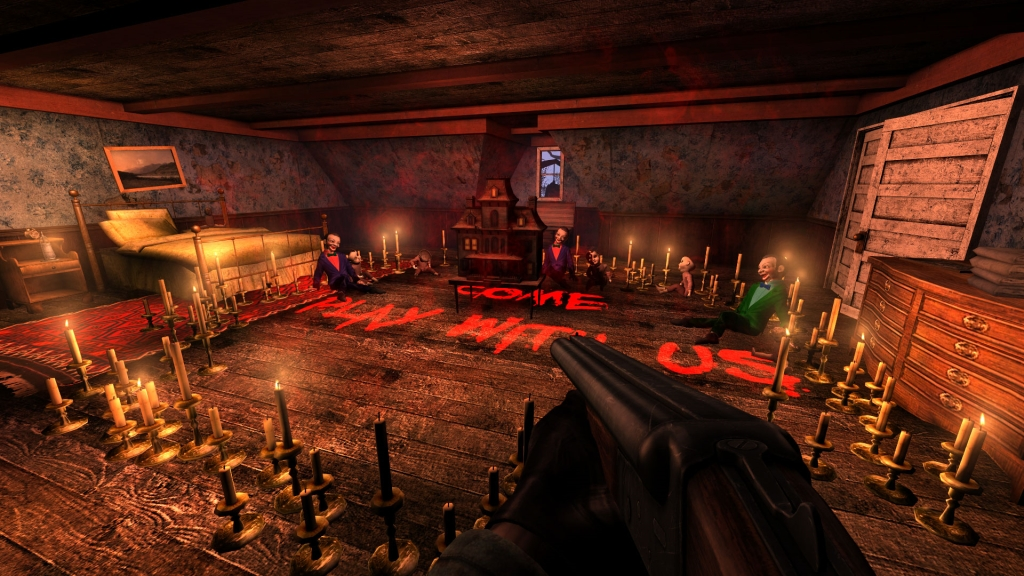 Killing Floor Halloween Horror Double Feature Event - Toy Master 1
