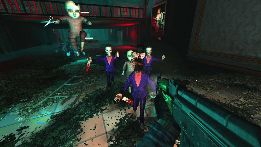 Killing Floor Halloween Horror Double Feature Event - Toy Master 2