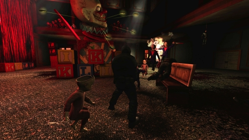 Killing Floor Halloween Horror Double Feature Event - Toy Master 3