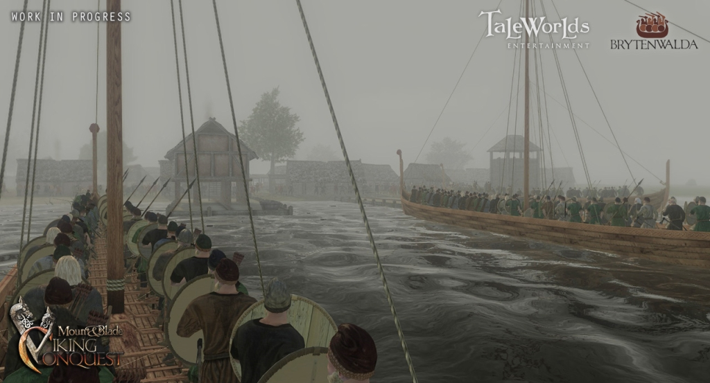 Appreantly you can recreate the D-day landing in Viking times if you want.