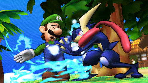 If you happen to dislike Luigi, why would you? You can beat him up.