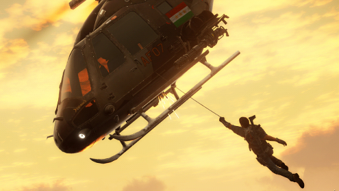 Just Cause 2 HD.