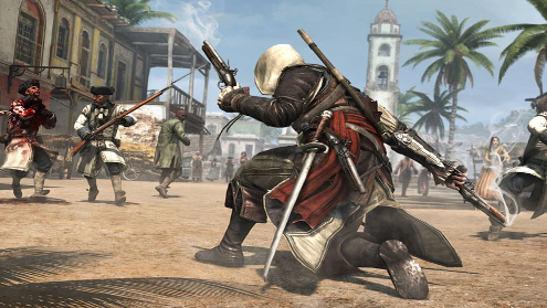 Black Flag merges pirates, exploration and history into the best 'Creed' game.