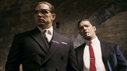 Legend featuring Tom Hardy and Tom Hardy.