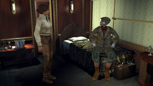 Syberia still looks, sounds and plays good today.
