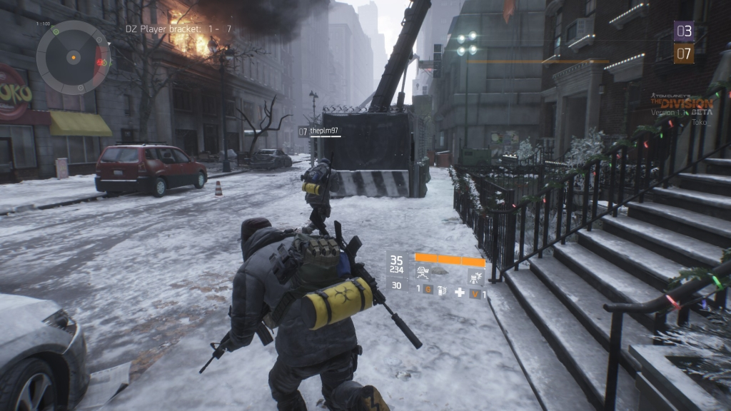The high points of The Division is the Dark Zone but also highlights the worse.