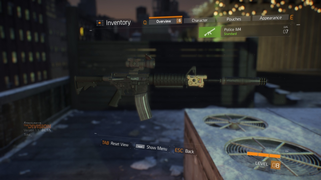 Gun customisation is very similar to the one in Payday 2.