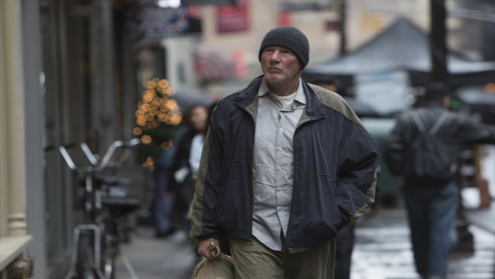 Richard Geer wandering New York before The Division's collapse.