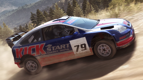 There is something about rallying and video games that work well together.