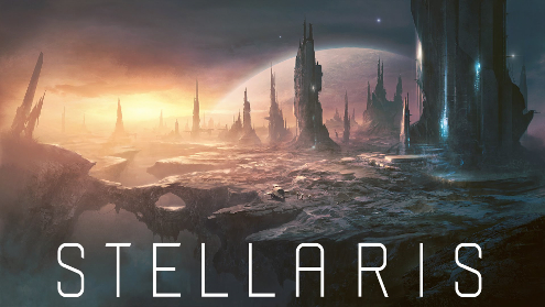 You can't spell STELLARIS without STELLAR IS.