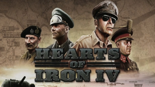 The game features all your favourite war heroes from Franco to Hitler.