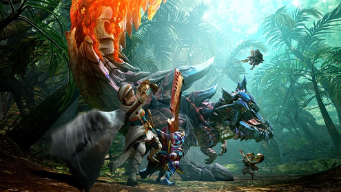 Monster Hunter is back once again.