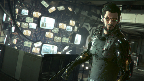 Adam Jensen of Deus Ex is still one of worst designed video game characters.