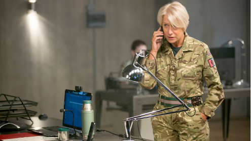 The moral dilemmas of drone warfare with Helen Mirren.