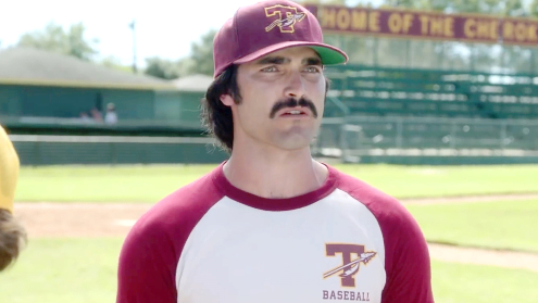 The misadventures of 1980 era college baseball players.