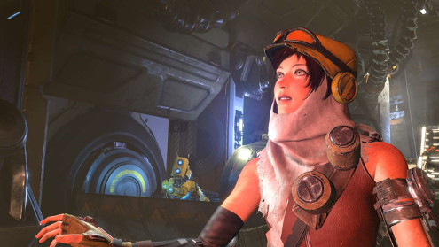 ReCore reminds me a lot of Enslaved: Odyssey to the West. I hope it is a good as that.
