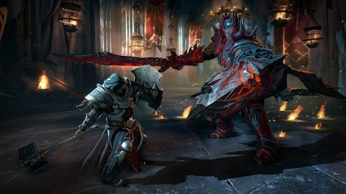 There are about ten Rhogar Lords which require mostly different strategies to beat.