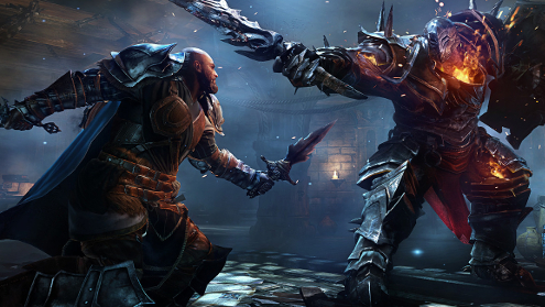 You need balls and skills to play as a rogue in Lords of The Fallen.