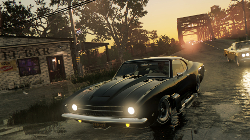 Good to see another Mafia game. The spiritual successor to the Driver games.