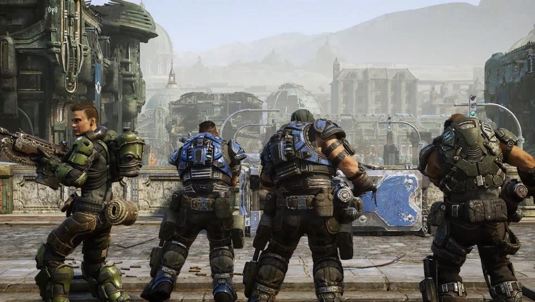 Xbox Cloud Gaming - Gears Tactics (1)