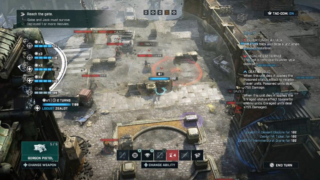 Xbox Cloud Gaming - Gears Tactics (2)